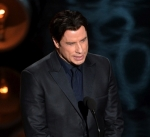 John presenting at the Academy Awards